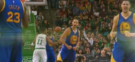 Golden State remonte 26 pts pour s'imposer à Boston !
