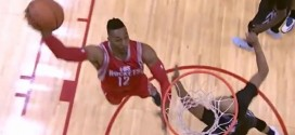 Le festival de dunks de Dwight Howard contre Minnesota