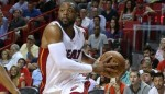 dwyane wade - credit Mike Ehrmann
