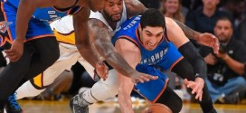 L'effort collectif du Thunder a raison des Lakers