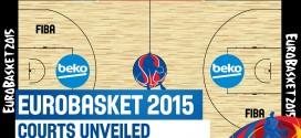 Eurobasket: le design des parquets dévoilé