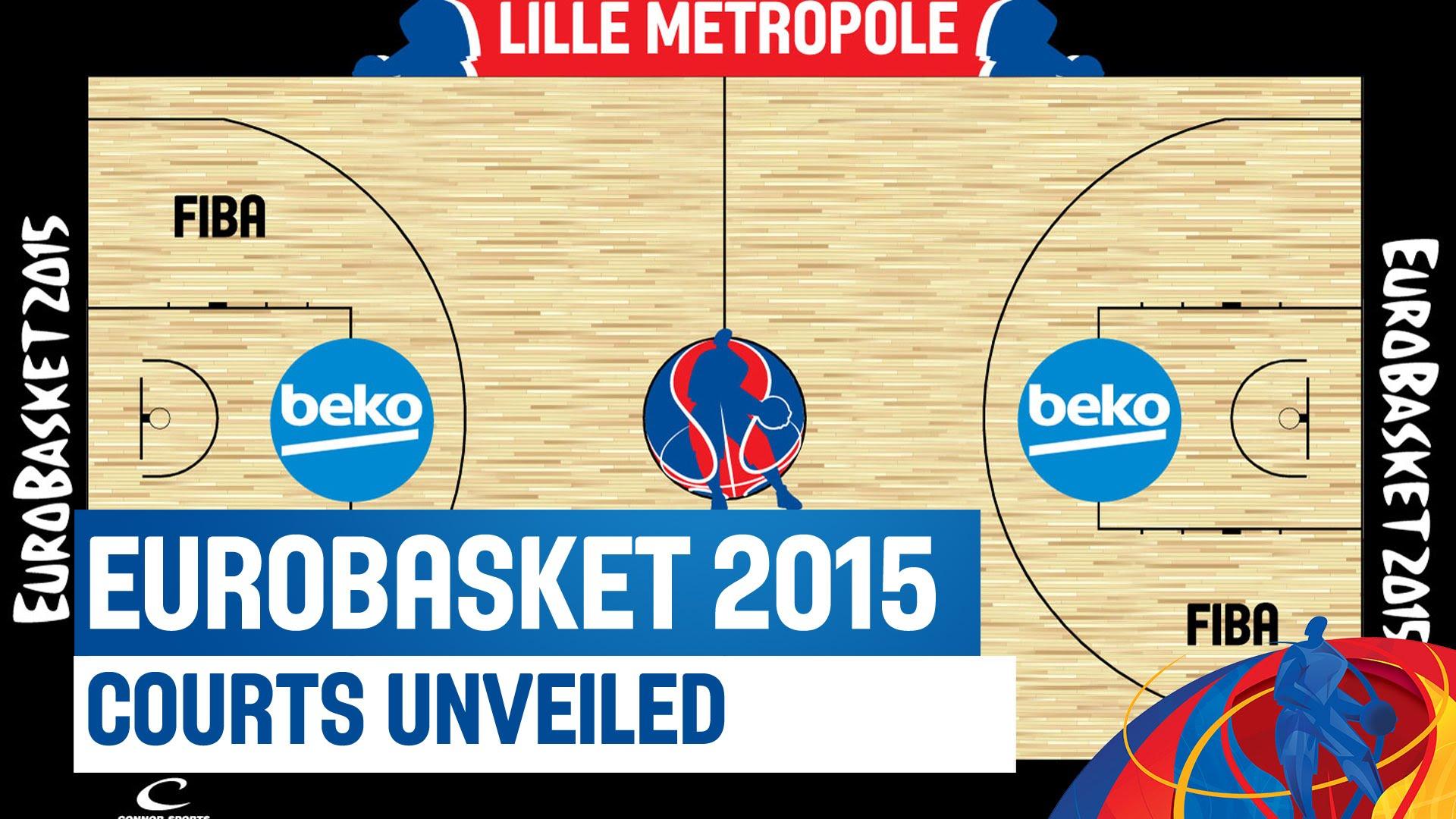 eurobasket le design des parquets d voil. Black Bedroom Furniture Sets. Home Design Ideas