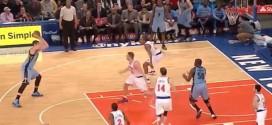 Marc Gasol ridiculise toute la défense des Knicks en une passe