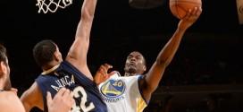 Les Warriors déroulent malgré un Stephen Curry dans un soir sans