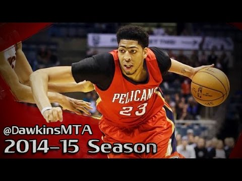 Highlights : les 43 pts (17/23), 10 rbds et 6 pds d'Anthony Davis à Milwaukee