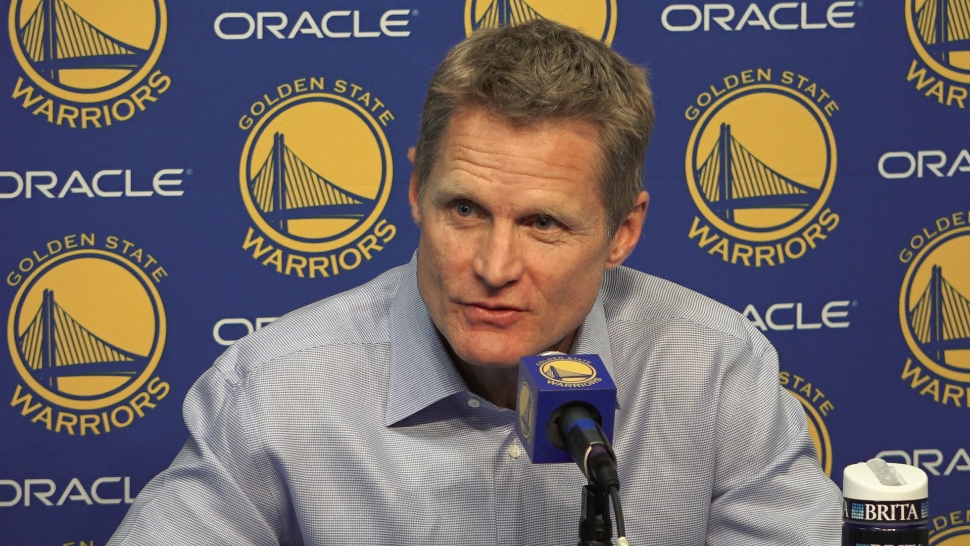"""[ITW] Kerr: """"Choisir entre Bogut et Green pour le titre de défenseur de l'année c'est comme choisir entre mes enfants"""""""