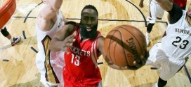 Les highlights de James Harden (25 pts et 10 asts) et Damian Lillard (23 pts et 12 asts)