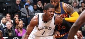 Un échange entre les Cavaliers et les Nets pour Joe Johnson ?