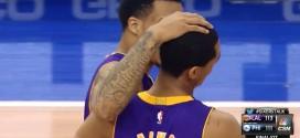 Jordan Clarkson héros des Lakers à Philadelphie