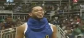 Fail:Justin Melton candidat pour la pire tentative de dunk lors d'un concours