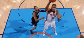 Il y a 3 ans Kevin Love, Russell Westbrook et Kevin Durant combinaient 136 points dans le même match