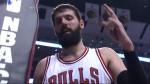 Le duo Joakim Noah – Nikola Mirotic brille face aux Raptors