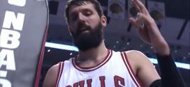 Nikola Mirotic: Je n'ai pas vraiment le sentiment d'être un rookie