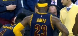 Un LeBron James en mission et historique face à Boston