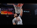 Les highlights de Brandan Wright: 16 points et 7 contres