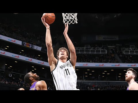 Les highlights de Brook Lopez face aux Lakers: 30 points, 11 rebonds et 4 contres