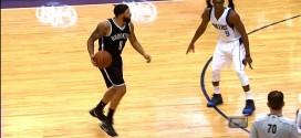 Les highlights de Deron Williams face aux Mavs: 25 points