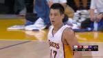 Les highlights de Jeremy Lin face aux Sixers: 29 points en 29 minutes