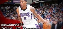 Les highlights de Rudy Gay: 33 points, 9 rebonds et 4 passes