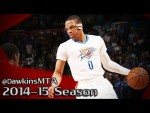 Les highlights de Russell Westbrook: 36 points, 11 rebonds et 6 passes
