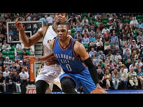 Les highlights de Russell Westbrook face au Jazz: 37 points et 8 passes