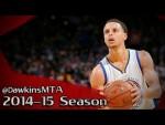 Les highlights de Steph Curry face aux Hawks: 16 points et 12 passes en 30 minutes