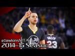 Les highlights de Stephen Curry face aux Knicks: 25 points et 11 passes en 25 minutes