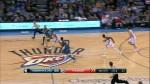 Les highlights du 6ème triple-double en 8 matchs de Russell Westbrook
