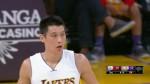 Les Lakers de Jeremy Lin (29 pts) ont le dernier mot face aux 76ers