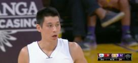 Jeremy Lin a-t-il déjà joué son dernier match pour les Lakers ?