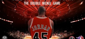 Mix: il y a 20 ans Michael Jordan plantait 55 points au Madison Square Garden pour son retour