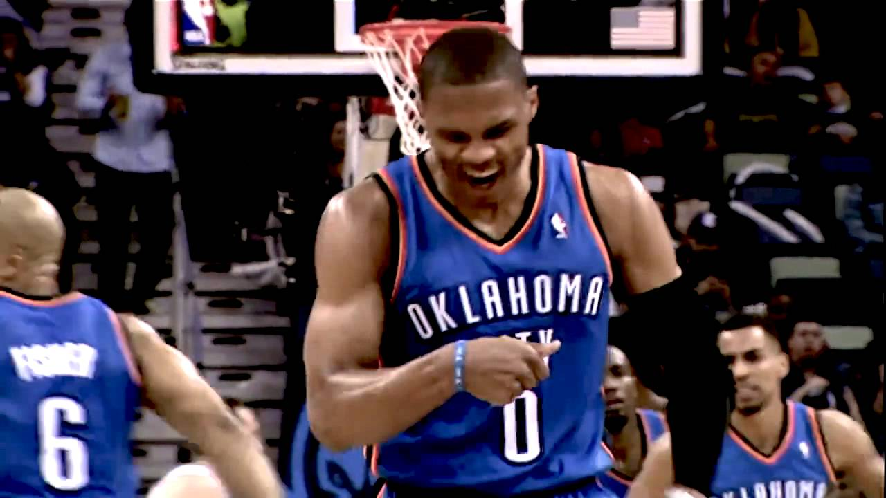 Mix:Russell Westbrook – The «MEAN» MVP