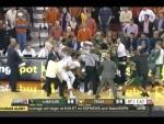 NCAA: Début de bagarre générale entre Baylor et Texas et 7 expulsés