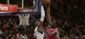 Le Top 10 défensif du mois: la superbe acrobatie de Blake Griffin