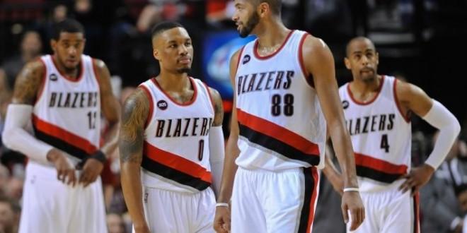 Les Blazers valident leur ticket pour les playoffs et mettent presque fin aux espoirs des Suns