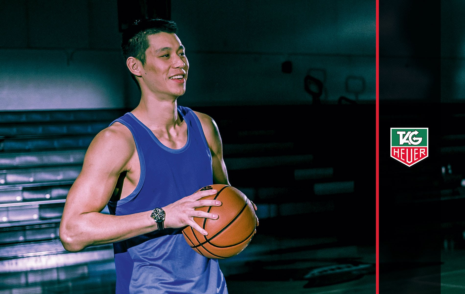 Pub: Jeremy Lin mis au défi par Maria Sharapova et Cristiano Ronaldo