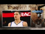 Shaqtin'A Fool: Klay Thompson s'auto-casse les chevilles