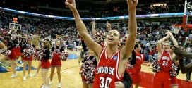 March Madness: Retour sur l'épopée de Davidson et Stephen Curry en 2008