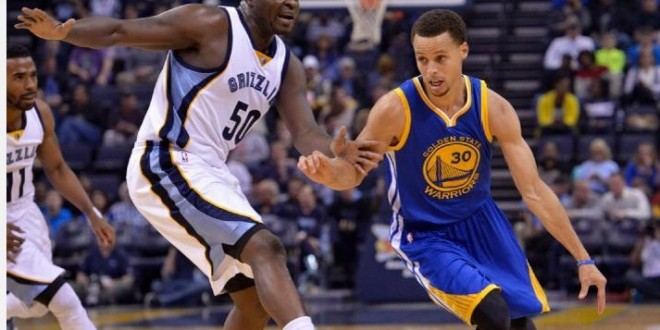 Stephen Curry (38 pts) marche sur Memphis pour la 60e victoire des Warriors !