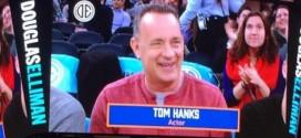 Écœurés, les fans des Knicks chantent « Tom Hanks » !