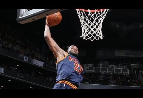 Top 10: Rudy Gobert distribue le caviar; LeBron au contre et au dunk