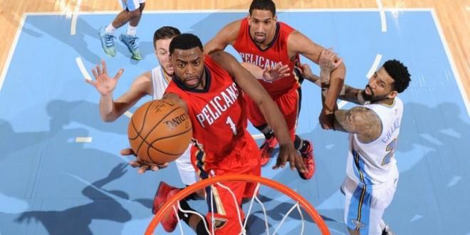 Et de 5 pour les Pelicans, qui font plier Denver