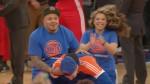 Un fan des Knicks rentre le tir à 10 000$ !