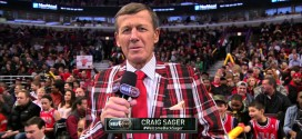 Vidéo : Chicago rend hommage à Craig Sager pour son retour