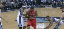 Vidéo : la blessure de LaMarcus Aldridge à Memphis