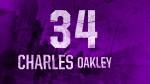 Vidéo : les Raptors rendent hommage à Charles Oakley
