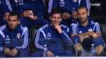 Vidéo : Lionel Messi et l'équipe d'Argentine au match des Wizards