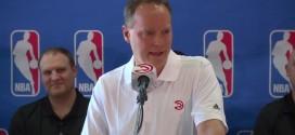Mike Budenholzer: Gregg Popovich est le véritable coach de l'année