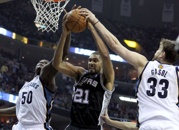 San Antionio Spurs v Memphis Grizzlies - Game Six
