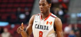 Officiel: Andrew Wiggins jouera avec le Canada cet été